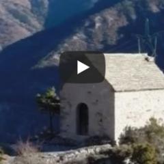 Tende : la chapelle Saint-Sauveur