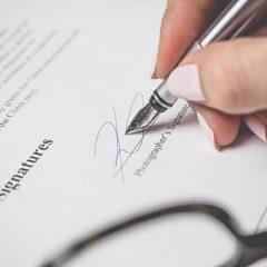 Légalisation de signature